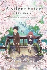 A Silent Voice: The Movie Affiche de film