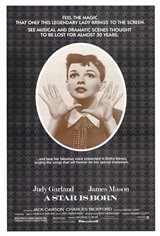A Star is Born (1954) Large Poster