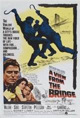 A View From the Bridge (1962) Movie Poster