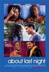 About Last Night Movie Poster Movie Poster