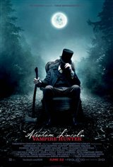 Abraham Lincoln: Vampire Hunter 3D Movie Poster