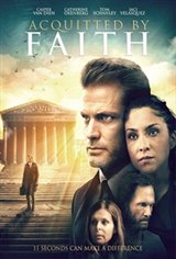 Acquitted by Faith Large Poster