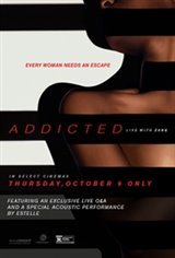 Addicted-Live with Zane Movie Poster