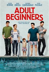 Adult Beginners Movie Poster Movie Poster