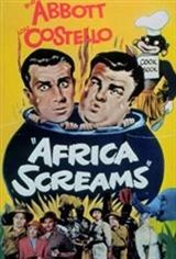 Africa Screams Movie Poster