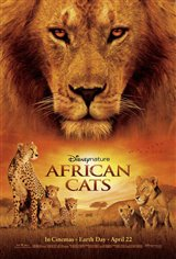 African Cats Movie Poster Movie Poster