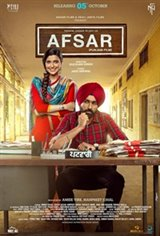 Afsar Movie Poster