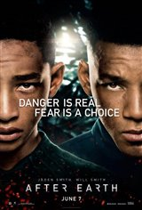 After Earth Large Poster