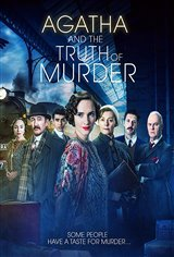 Agatha and the Truth of Murder (Netflix) Movie Poster