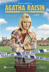 Agatha Raisin (Acorn TV) Movie Poster