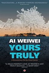 Ai Weiwei: Yours Truly Movie Poster