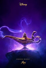 Aladdin Movie Poster