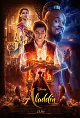 Aladdin (v.f.) Movie Poster