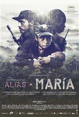 Alias Maria (v.o.s.-t.f.) Affiche de film