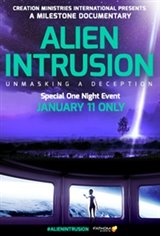 Alien Intrusion: Unmasking a Deception Movie Poster