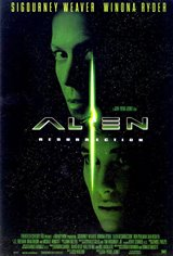 Alien: Resurrection Movie Poster