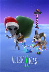 Alien Xmas (Netflix) Movie Poster