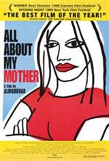 All About My Mother / Tout Sur Ma Mère Movie Poster