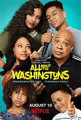 All About the Washingtons (Netflix) Affiche de film