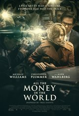 All the Money in the World Affiche de film
