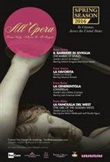 All'Opera: La Favorita Movie Poster