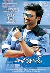 Alludu Adhurs Movie Poster