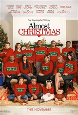 Almost Christmas Movie Poster Movie Poster
