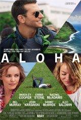 Aloha (v.o.a.) Affiche de film