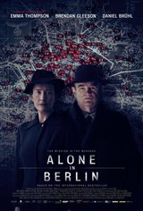 Alone in Berlin Movie Poster