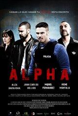 Alpha (2013) Movie Poster