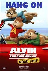 Alvin et les Chipmunks : Sur la route Affiche de film