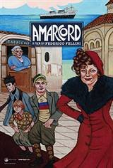 Amarcord Movie Poster