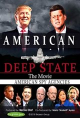 American Deep State Large Poster
