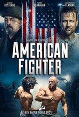 American Fighter Affiche de film