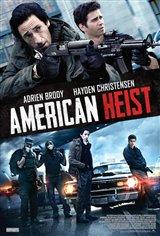 American Heist Movie Poster Movie Poster