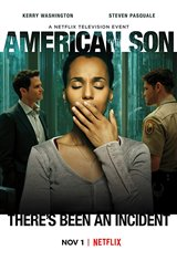 American Son (Netflix) Movie Poster