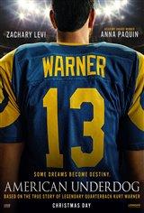 American Underdog Movie Poster