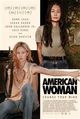 American Woman Affiche de film