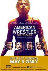 American Wrestler: The Wizard Movie Poster