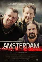 Amsterdam Movie Poster