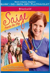 An American Girl: Saige Paints the Sky Movie Poster Movie Poster
