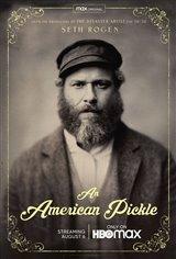 An American Pickle (HBO Max) Affiche de film