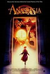 Anastasia (1997) Movie Poster