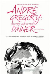 André Gregory: Before and After Dinner Large Poster