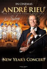 André Rieu - 2019 New Year's Concert from Sydney Movie Poster