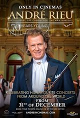 André Rieu: 70 Years Young Movie Poster
