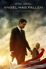 Angel Has Fallen Movie Poster Movie Poster