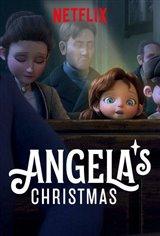 Angela's Christmas (Netflix) Movie Poster