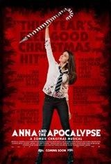Anna and the Apocalypse (v.o.a.) Affiche de film
