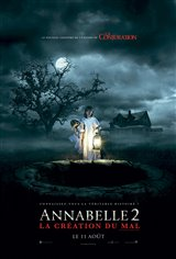 Annabelle 2 : La création du mal Affiche de film